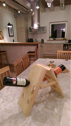 puidust veiniriiul