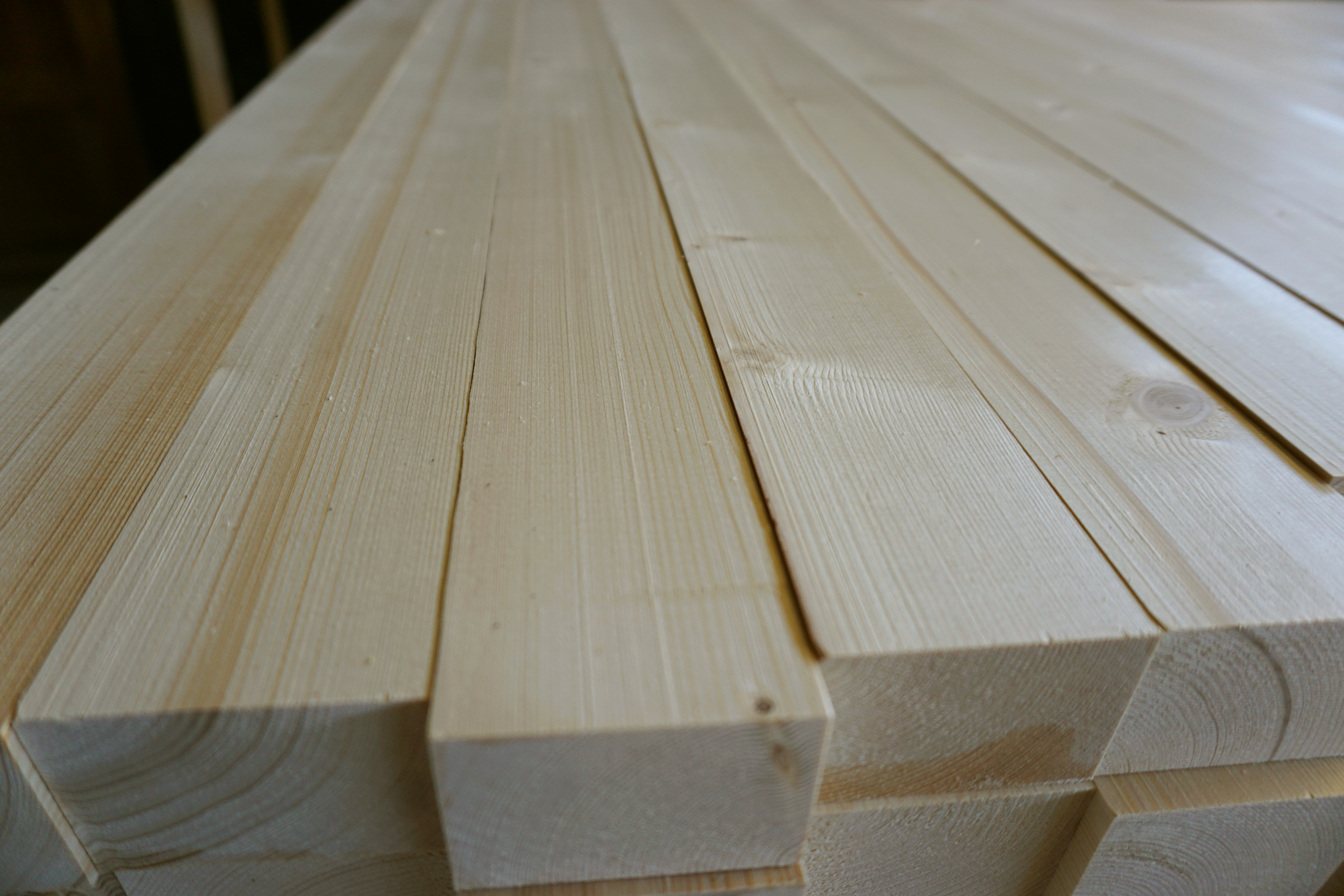 timber components